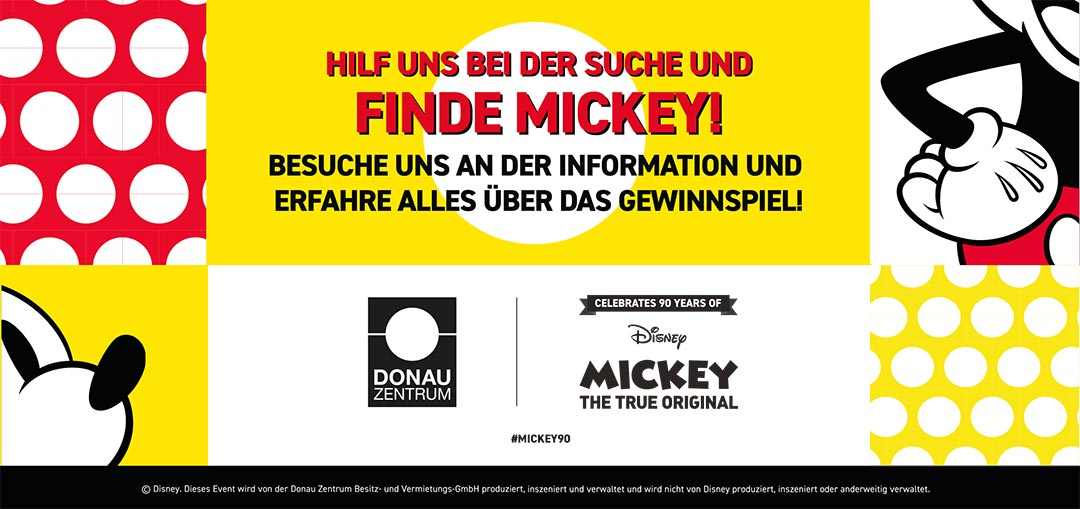 Finde Mickey